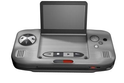 Am DS können Spiele-Backups abgespielt werden.