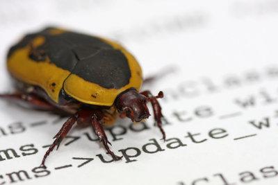 Betriebssystem-Updates können Bugs enthalten.