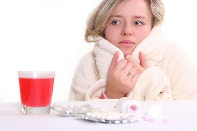 Vitamin-C-Infusionen helfen bei hartnäckigen Erkältungen.