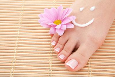 Hilfe gegen Fußpilz
