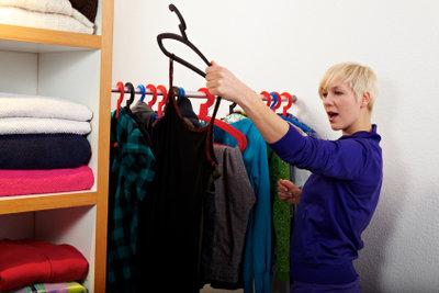 Optimieren Sie Ihren Kleiderschrank im Handumdrehen.