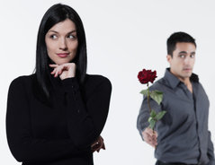Verhalten der manner beim flirten richtig deuten