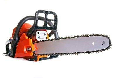Kettensägen sind hilfreiche und wichtige Werkzeuge.