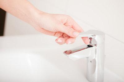 Hauswasserautomaten sorgen für fließendes Wasser.