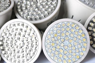 LED-Leuchtmittel ersetzen bald selbst Energiesparlampen.