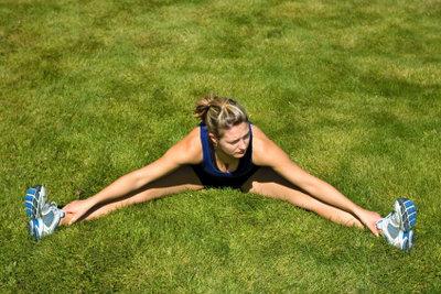 Gegen Beinkribbeln hilft meist Sport.
