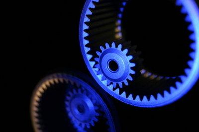 Stufenlose Kraftübertragung bei der CVT-Automatik.