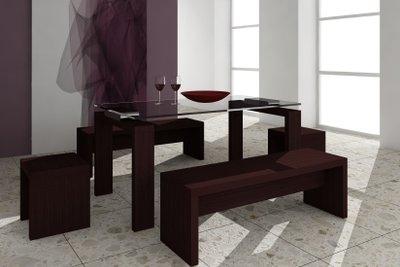 Möbelwachs pflegt und schützt hochwertige Möbel.