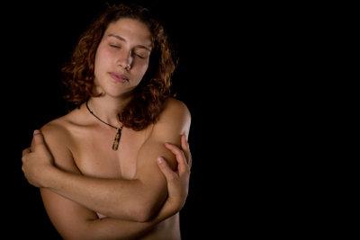 Die Brust gilt als besonders empfindlich.