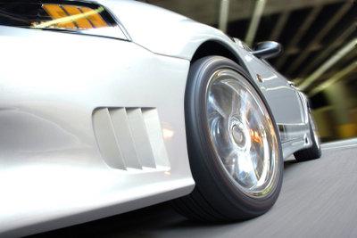 Stahlflex ist beim Sportwagen erste Wahl