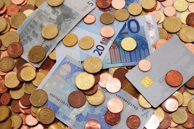 Bargeld wird immer weniger genutzt.