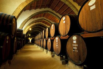 Die Weinhefe ist wichtig beim Gären.