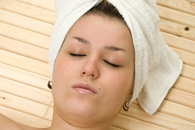 Ein Saunagang ist Wellness pur.