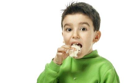 Süßigkeiten sind zu Bayram immer beliebt.