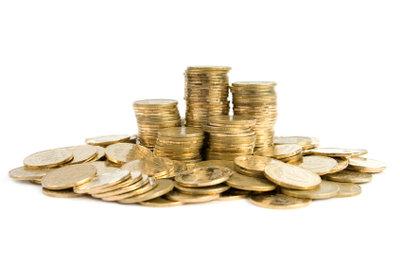 Der Münzwert kann exakt bestimmt werden!