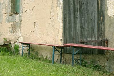 So müssen keine Außensandsteinmauern aussehen.