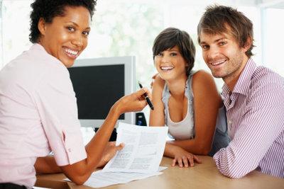 Kundenzufriedenheit kann eine Prämienzahlung auslösen.
