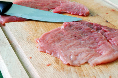 Gutes Fleisch kann man lecker einkochen.