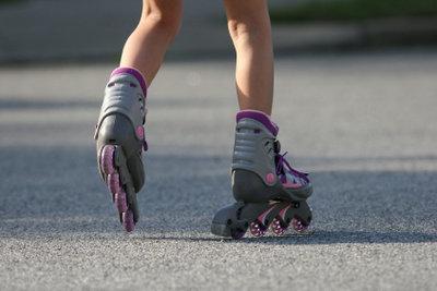 PU-Rollen geben Ihren Inline-Skates mehr Griff!