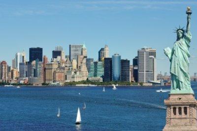 New York ist ein beliebtes Tapetenmotiv.