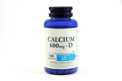 Calcium kann bei einer Sonnenallergie helfen.