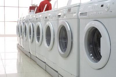 Waschmaschinen anschließen ist kein Problem.