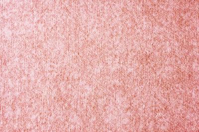 Auch Nadelfilz wird als Bodenbelag eingesetzt.