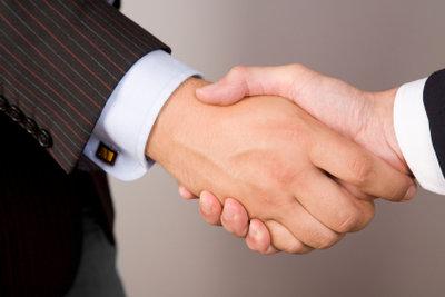 Überzeugende Bewerbungen sichern Bewerbungsgespräche.
