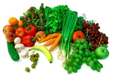 Dieses Gemüse dürfen Sie essen.