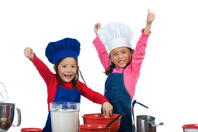 So macht Kindern das Kochen Spaß!