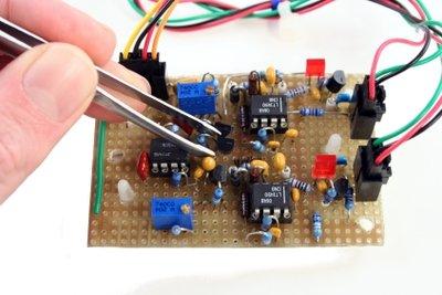 Ein Schild mit LEDs herstellen