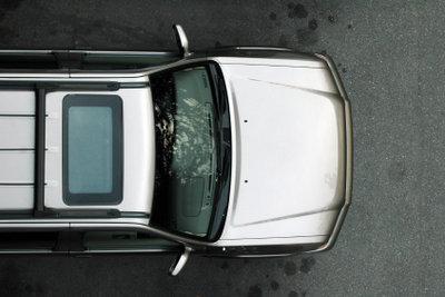 Ein Schiebedach wertet Ihr Fahrzeug auf.