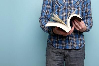 Eine Buchvorstellung ist leicht anzufertigen.