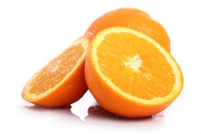 Selbst gemachte Orangenmarmelade ist einfach köstlich.