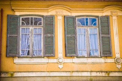 Fenster stellen ein Sicherheitsrisiko dar.