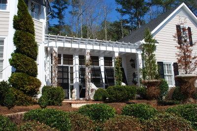 Ein gedämmter Drempel ermöglicht mehr Wohnfläche.