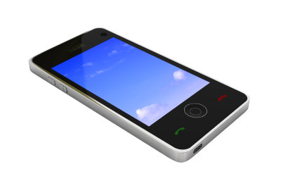 Musik als Klingelton auf dem iPhone.