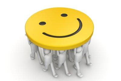 Smileys machen Sie bei Facebook emotionaler!