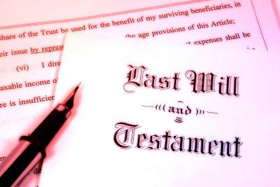 Für Testamentseröffnungen sind die Amtsgerichte zuständig.