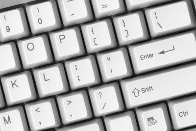 Programmieren Sie die Tastatur selber.