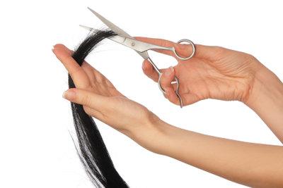 So finden Sie die perfekte Frisur.