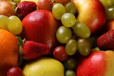 Zur Gesundheitspädagogik gehört die gesunde Ernährung.