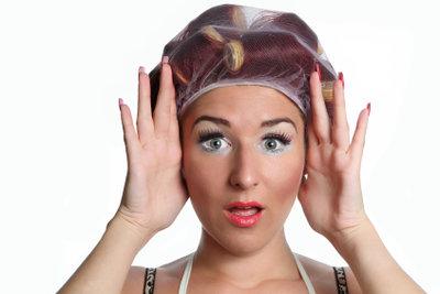 So knüpfen Sie Ihr Haarnetz selbst.