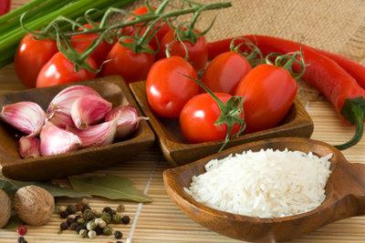 Die griechische Küche ist vitaminreich und gesund.