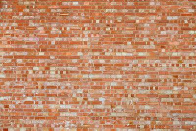 Ein perfektes Mauerwerk nach der Sanierung