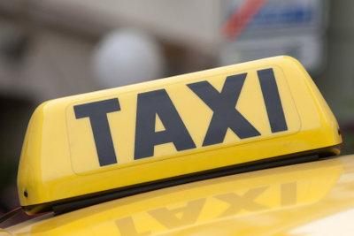 Machen Sie den Taxi-Unternehmerschein.