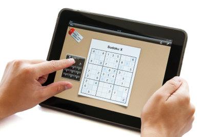 So löst man Sudoku am Bildschirm.