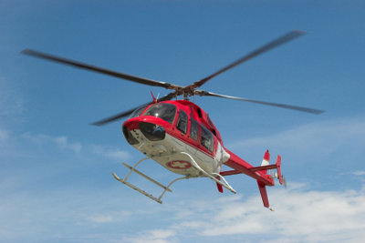 Die Hubschrauberpilotenausbildung erfordert umfangreiche Voraussetzungen.