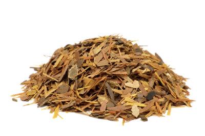 So schmuck sieht Lapacho-Tee aus.