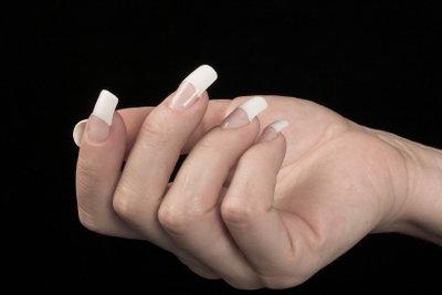 Schöne Fingernägel sind ein Muss